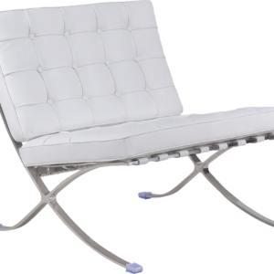 Paviljoen Chair Luxe Volleer Wit