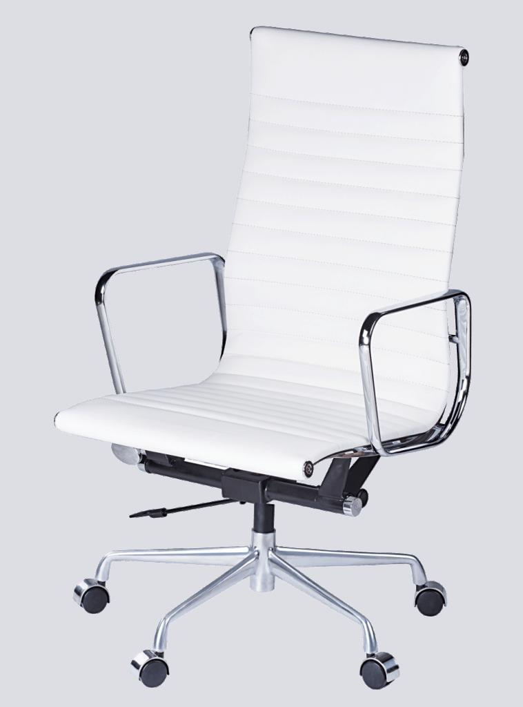 Witte Eames Bureaustoelen