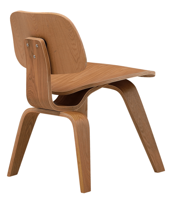 Eames DCW Stoel Essen Naturel