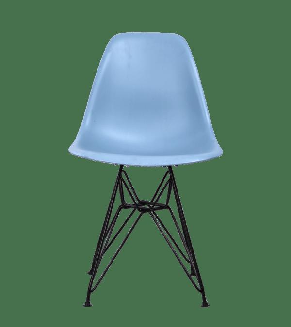 Eames DSR Stoel Blauw
