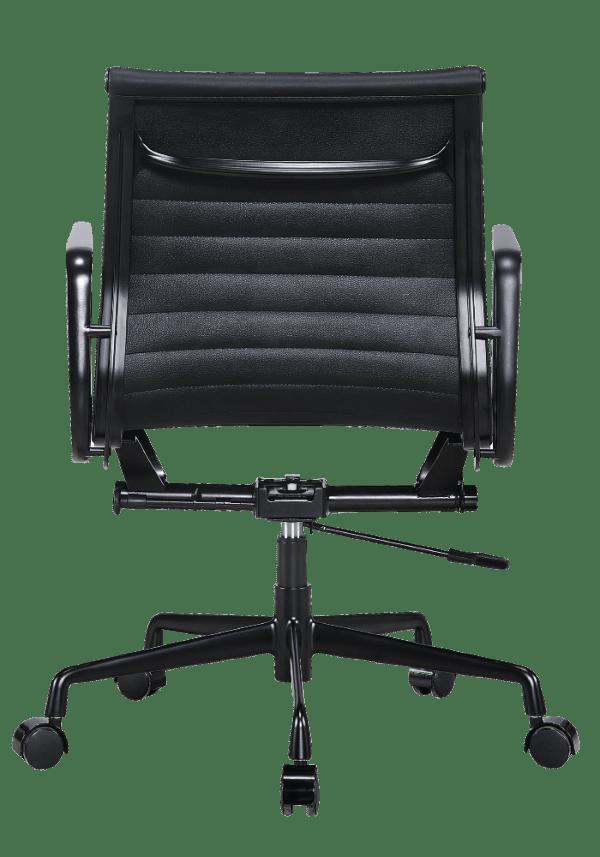 Eames EA 117 Bureaustoel Full Black