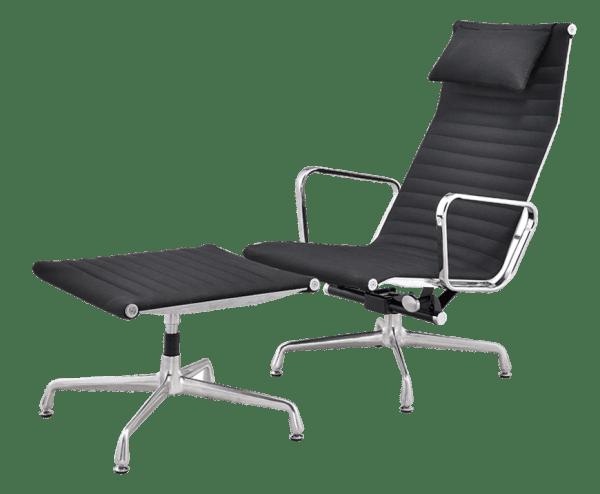 Kleurstalen Pakket Linnen |  Eames EA 124 Lounge Chair Set