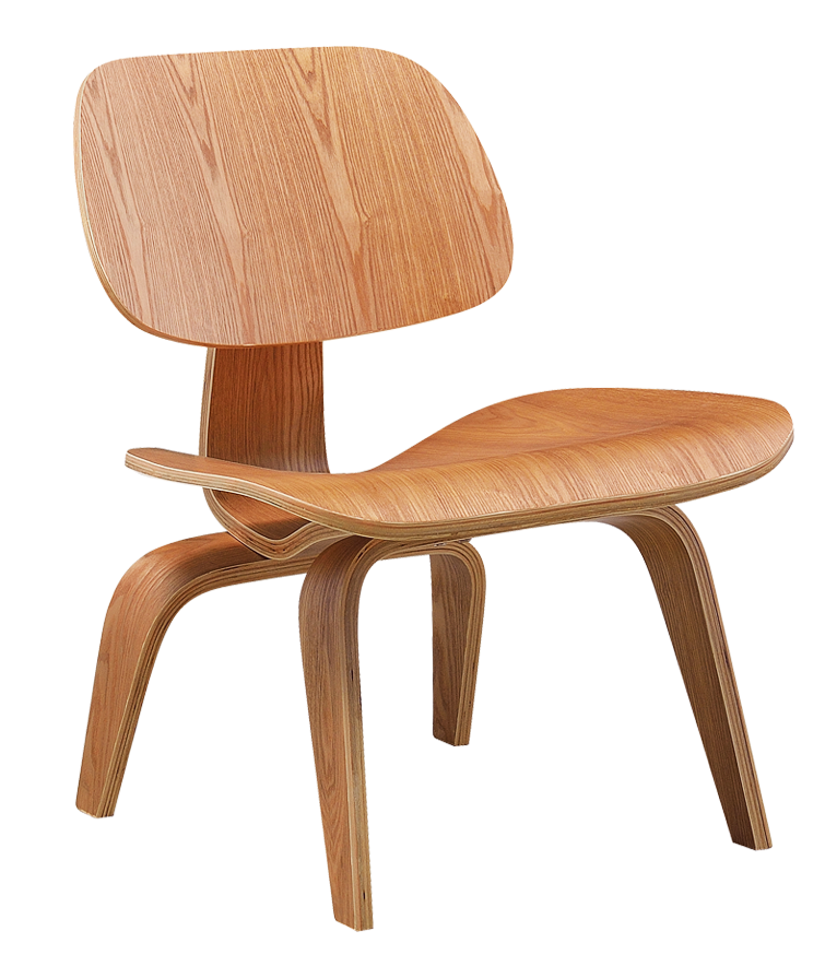 Eames LCW Lounge Chairs