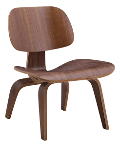 Eames LCW Lounge Chair Walnoot
