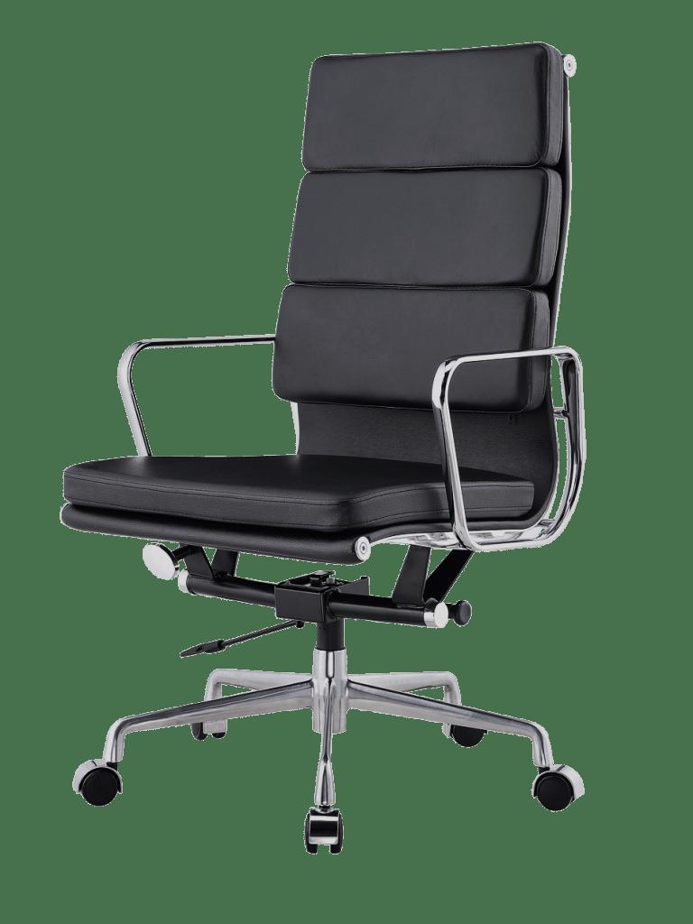 Zwarte Eames Bureaustoelen