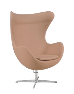 Egg Chair Zand Kasjmier