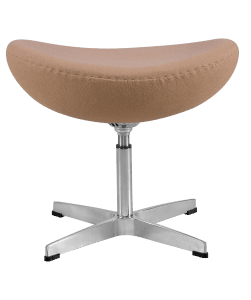 Egg Chair Ottoman / Hocker Zand Kasjmier