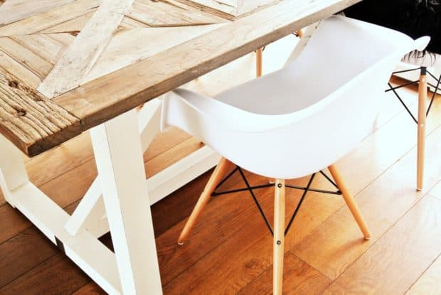 Eames DAW Chairs 3