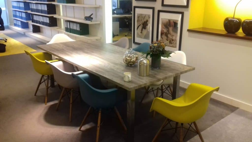Eames DAW Chairs Cavel Design