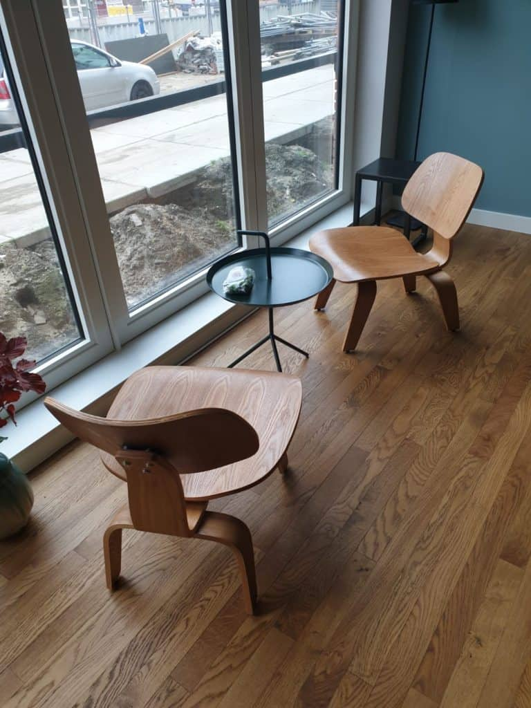 Eames LCW Chairs Cavel Design