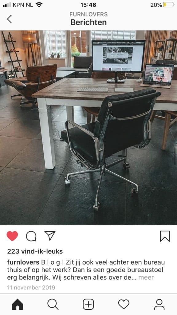 Eames Softpad Replica Bureasutoel