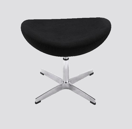Egg Chair Ottoman/Voetenbank