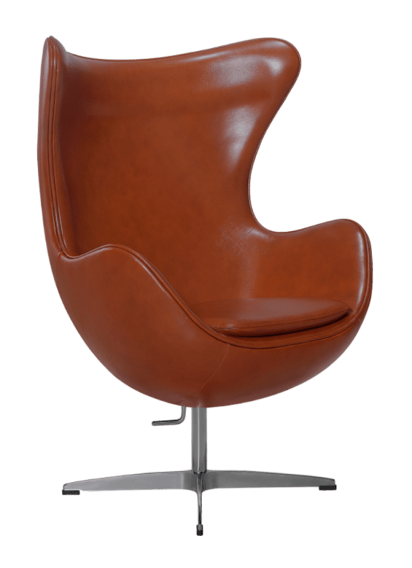Kleurstalen Pakket Leer |  Egg Chair