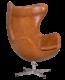 Egg Chair Full Black Edition