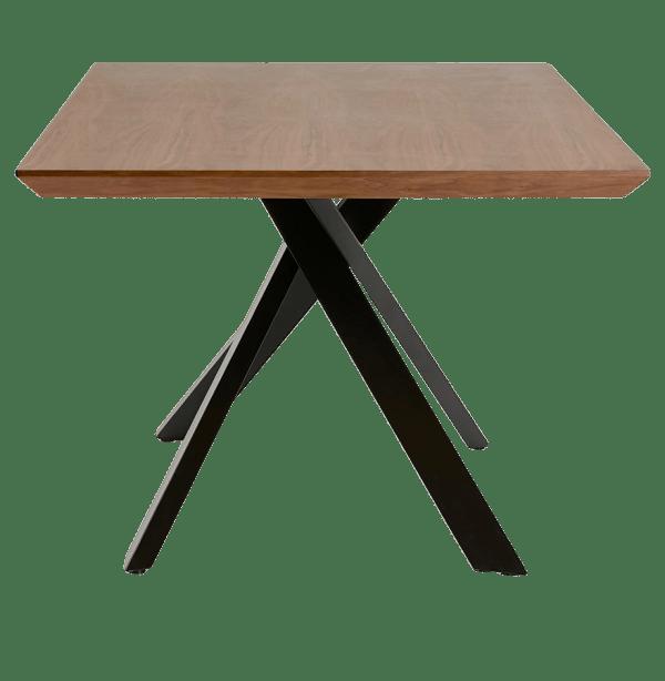 Eettafel Rolf Walnoot Blad