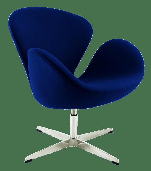 Swan Chair Blauw