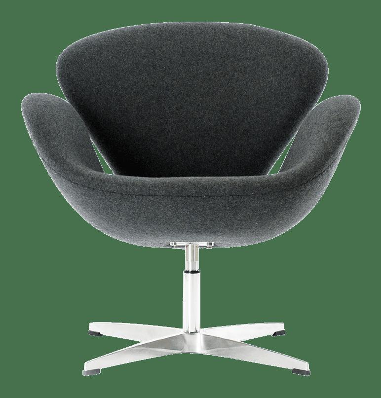 Swan Chair Donker Grijs