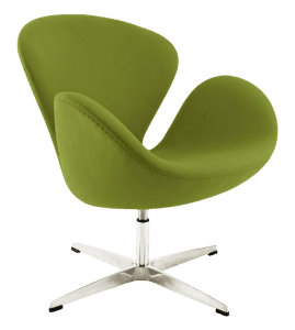 Swan Chair Groen