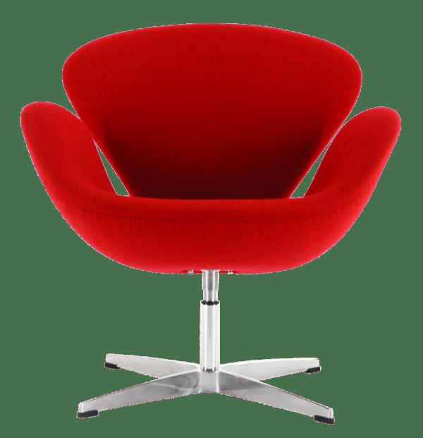 Swan Chair Rood