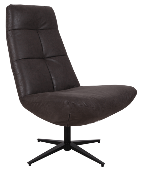 Fauteuil Dylan Antraciet