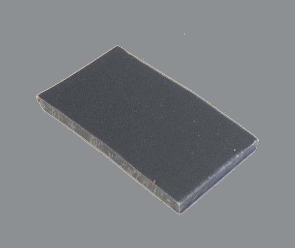 Polypropyleen (Kunststof) Kleurstaal Antraciet