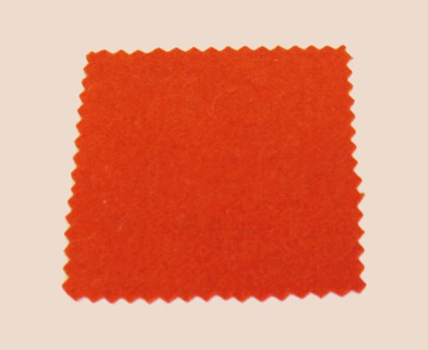 Kasjmier Kleurstaal Oranje