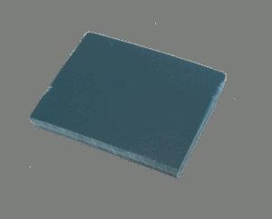 Polypropyleen (Kunststof) Kleurstaal Petrol