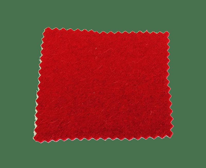 Kasjmier Kleurstaal Rood