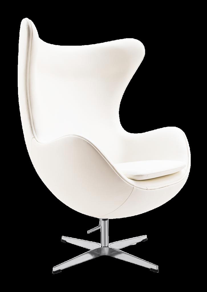 Egg Chair Leren variant